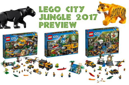 lego jungle 2017