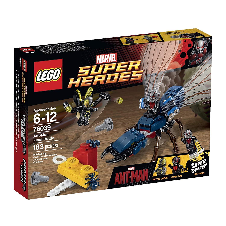 lego marvel jouet