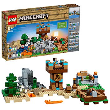 lego minecraft 21135