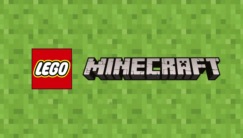 lego minecraft logo