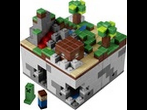 lego minecraft mini