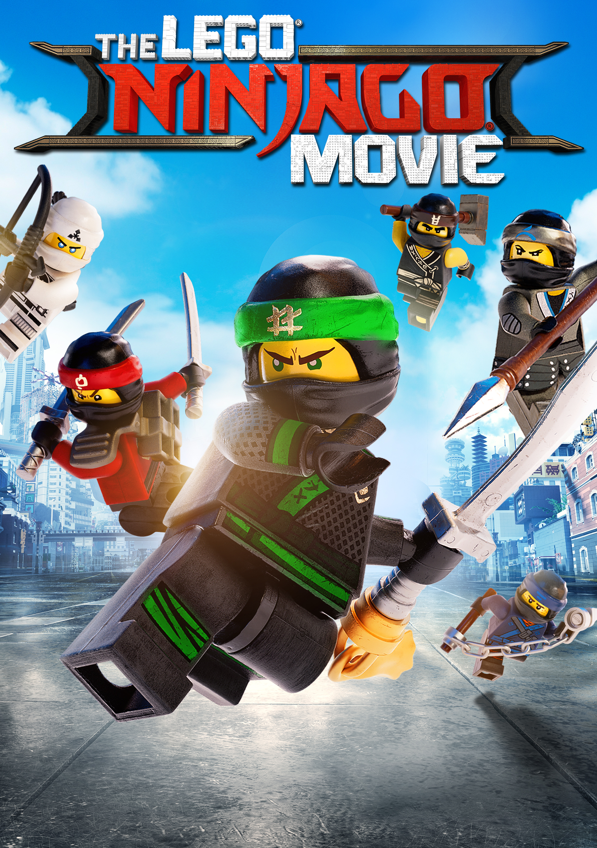 lego nijago movie