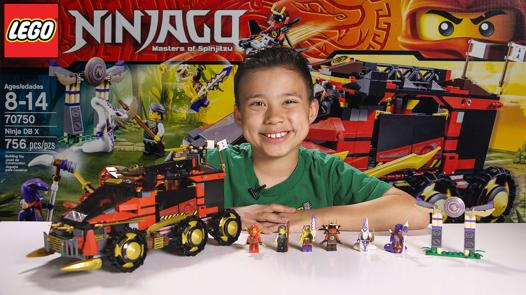 lego ninjago building sets