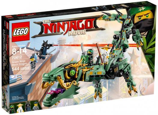 lego ninjago dragon de loyde