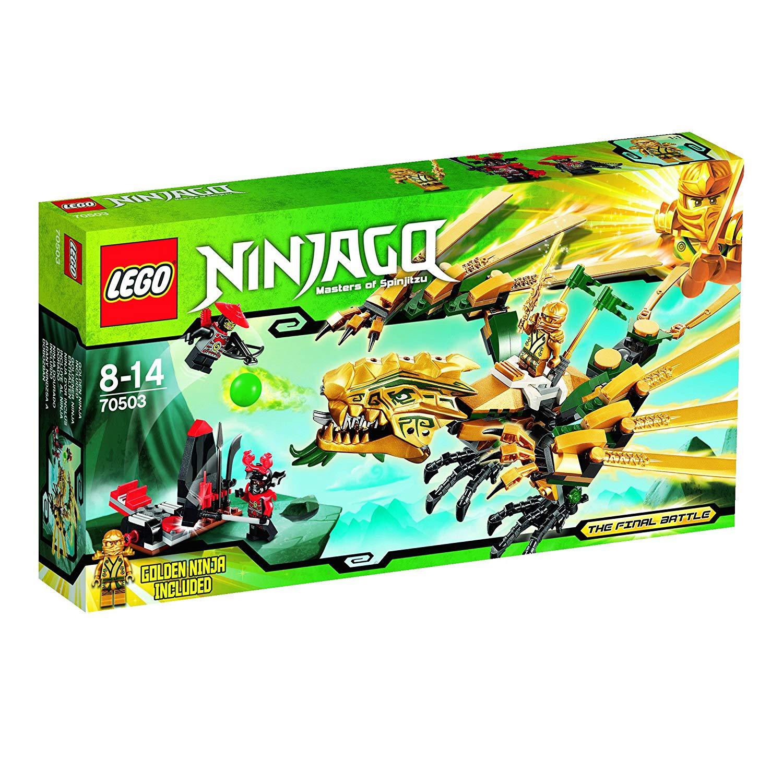 lego ninjago le ninja d or
