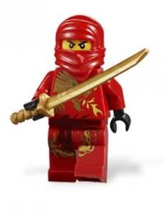 lego ninjago rouge