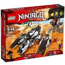 lego ninjago tank ultra furtif