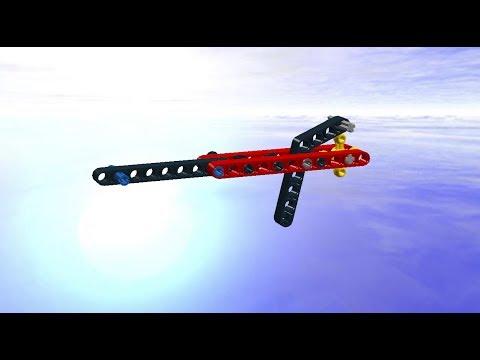 lego pistolet a elastique