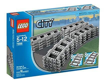 lego rails