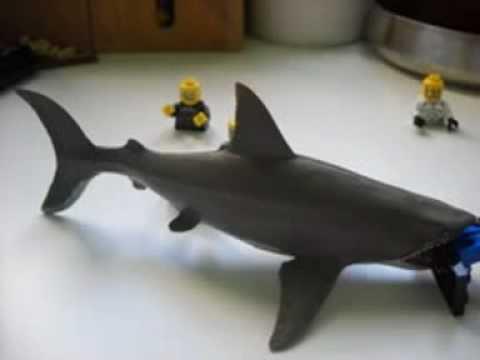 lego requin blanc