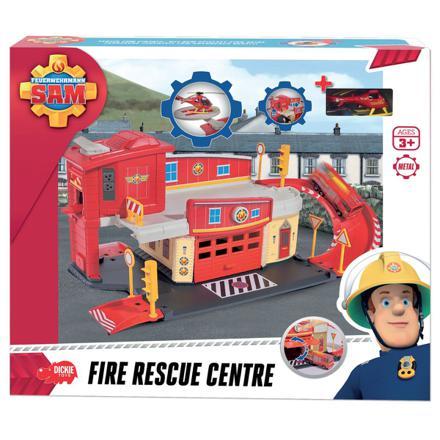 lego sam le pompier