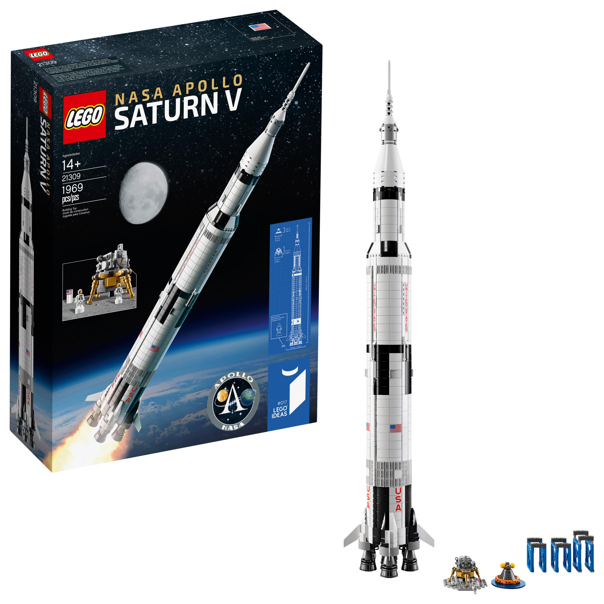 lego saturn 5