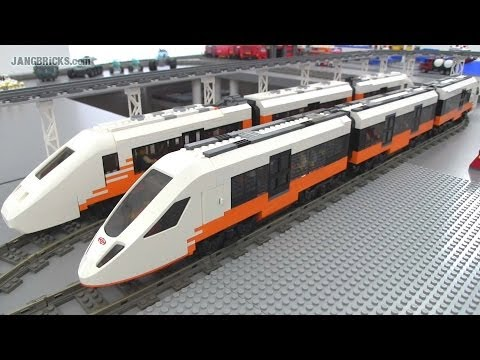 lego speed train