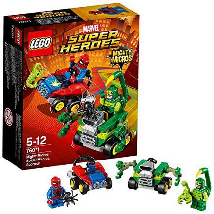 lego spiderman jeux
