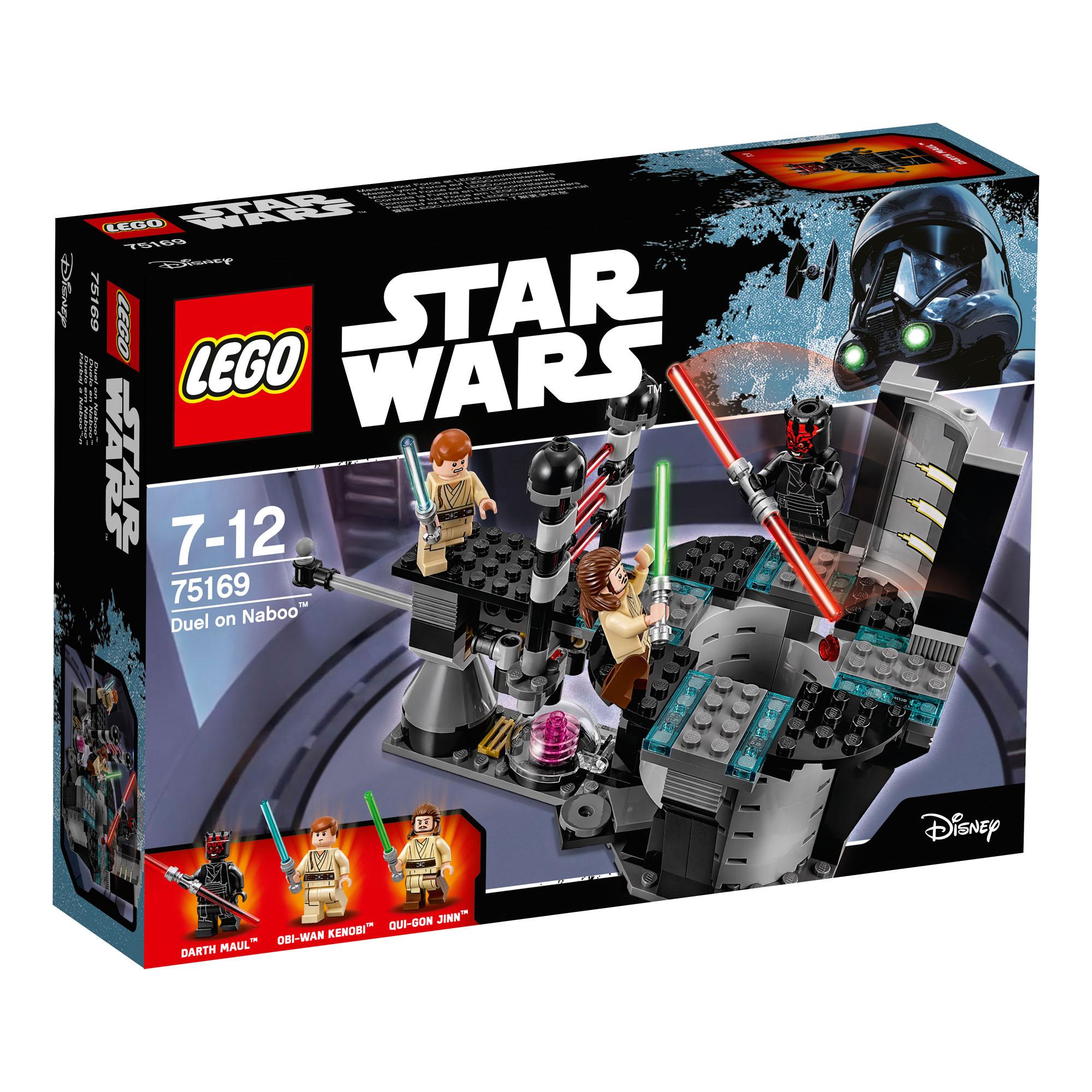 lego star wars age