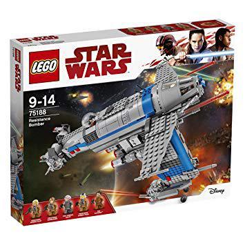 lego star wars bombardier