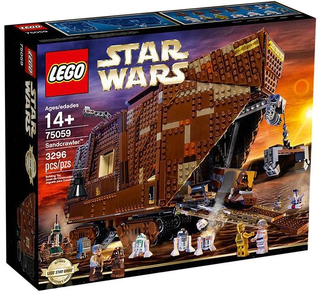 lego star wars en promo