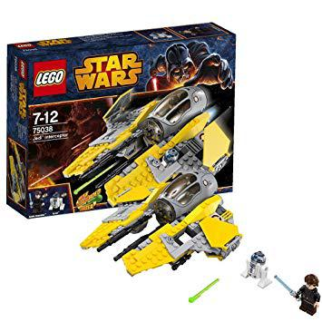 lego star wars intercepteur jedi