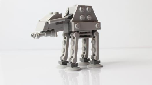 lego star wars mini at at