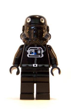 lego star wars pilot