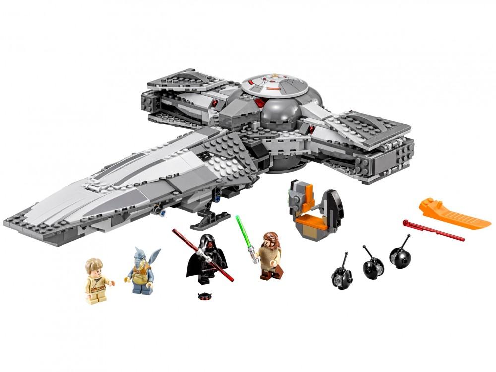 lego star wars vaisseau dark maul