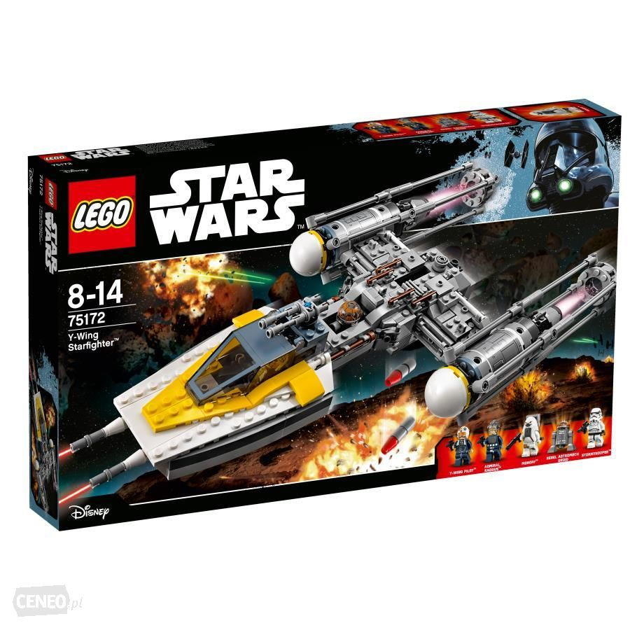 lego star wars y wing