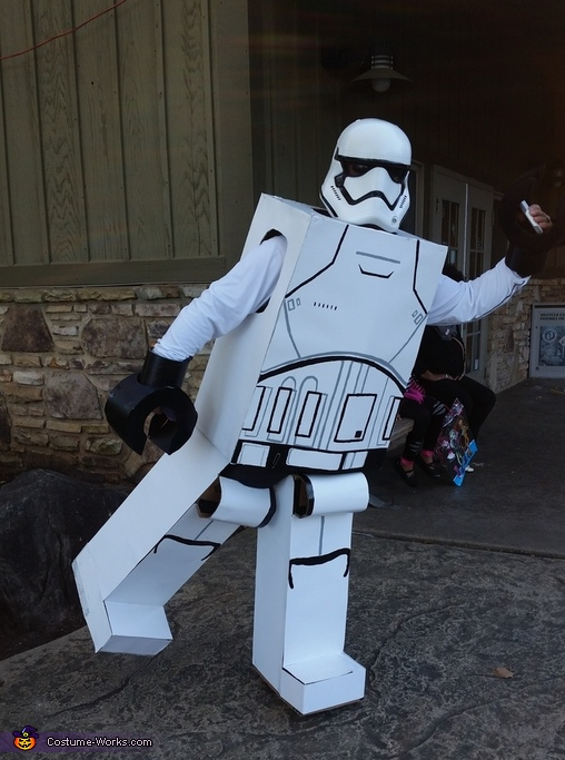 lego stormtrooper costume