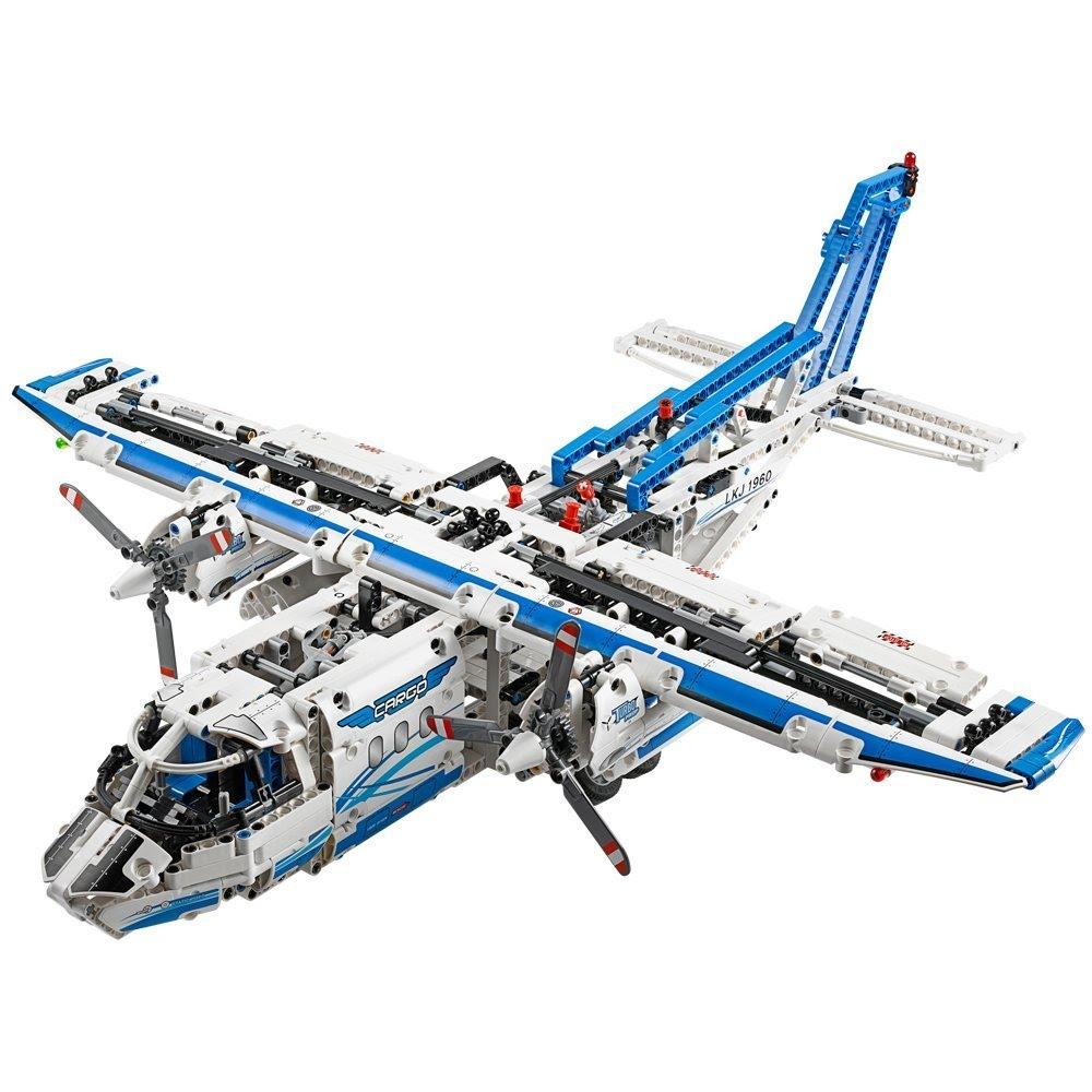 lego technic avion cargo