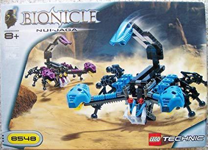 lego technic bionicle