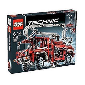 lego technic camion de pompier