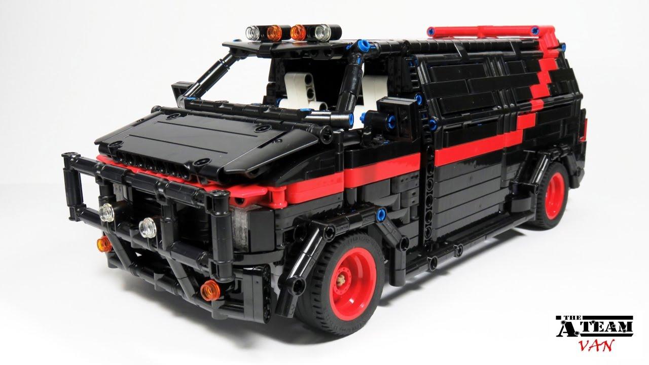 lego technic van