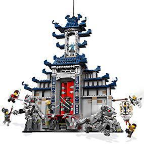 lego temple ninjago
