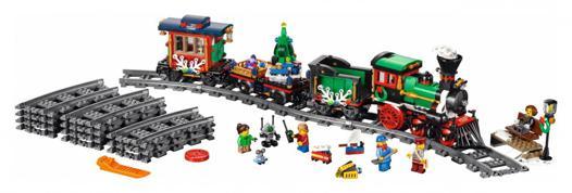 lego train noel