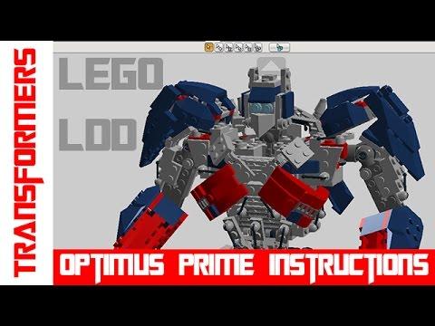 lego transformers 4