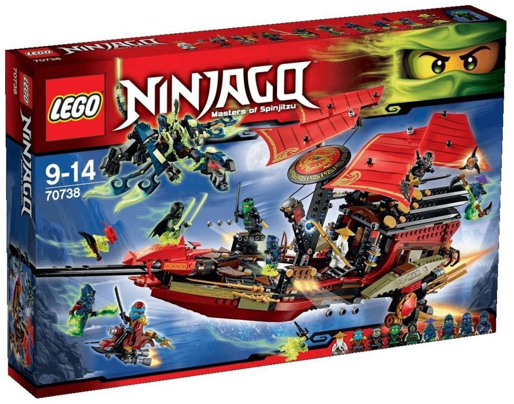 lego ultime qg des ninjas