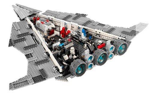 lego vaisseau star wars