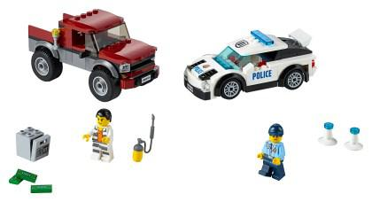 lego voiture police