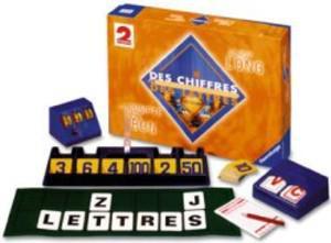 les chiffres et les lettres jeu