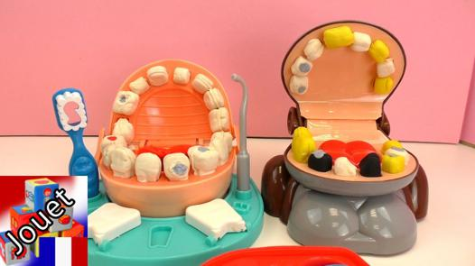 les jeux de dentiste