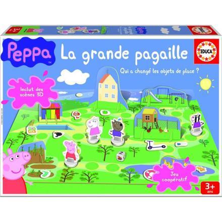 les jeux de peppa pig