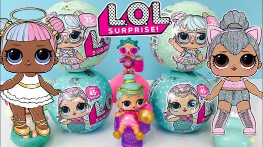 les poupées lol