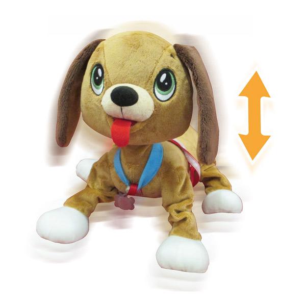 les toufous chien marron