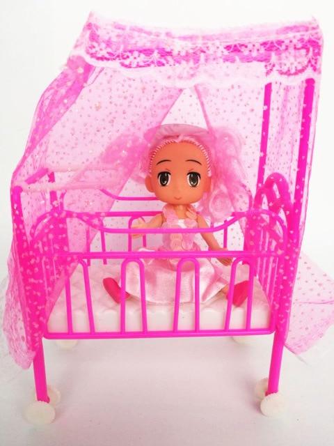 lit pour barbie
