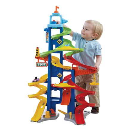 little people tour des spirales