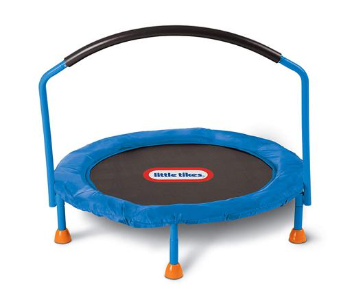 little trampoline