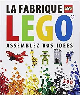 livre de construction lego