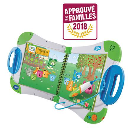 livre magic book vtech