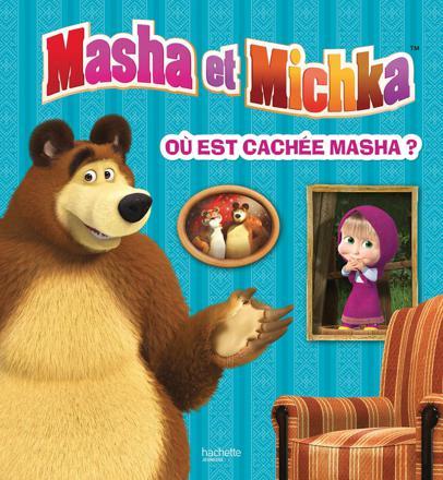 livre masha et michka