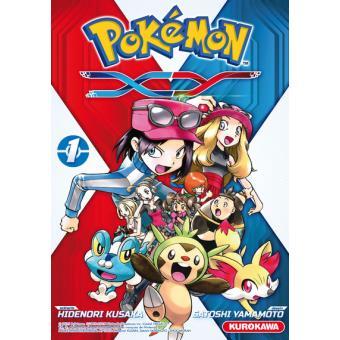 livre pokemon x et y