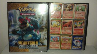 livret carte pokemon
